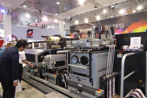 Edition record pour Labelexpo Europe