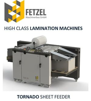 Graphic Laminating Systems & TLM 500/700 font la différence en pelliculage