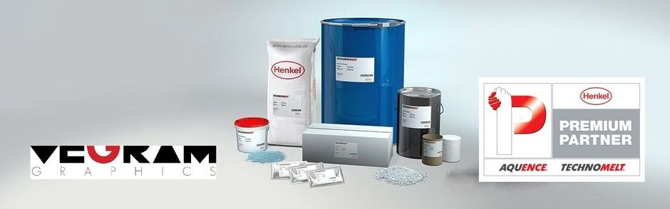 VEGRAM Graphics - Premium Partner de HENKEL Adhesives.