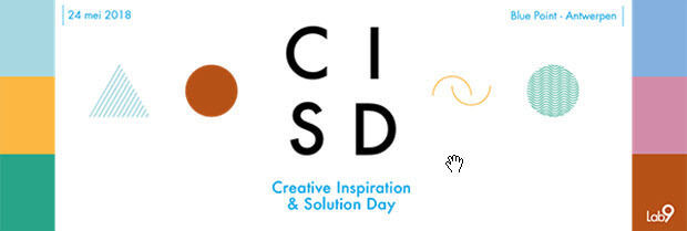 Get Inspired à Anvers @ Creative Inspiration & Solution Day par Lab9