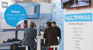 MultiPress vous invite à FESPA Berlin!