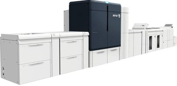 Xerox lance une nouvelle presse de production CMJN Plus