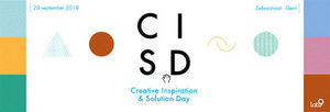 Get Inspired in Gand @ Creative Inspiration & Solution Day by Lab9