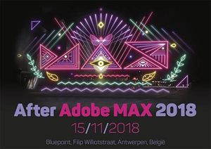 Prêt pour Adobe After Max?