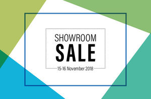 Igepa Showroom Sale 15 - 16 novembre 2018