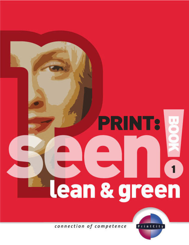 "PrintCity publie ""Print: Seen! Lean & Green"""