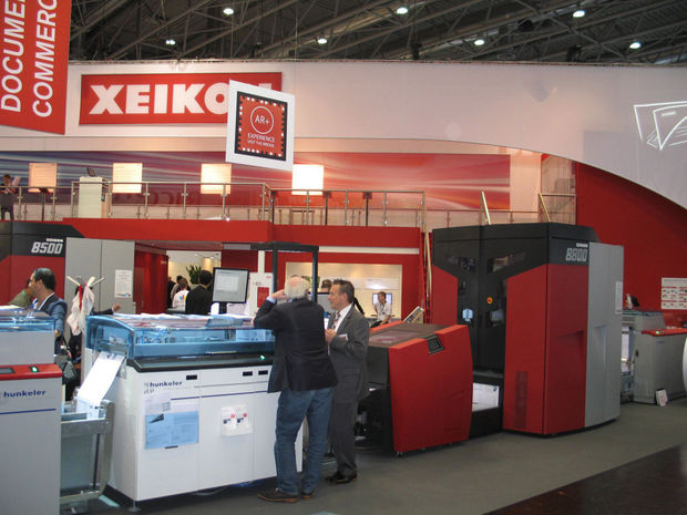 Xeikon s'attend à un meilleur second semestre