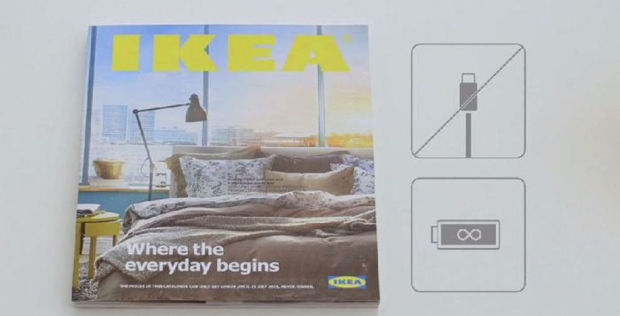 Bookbook : Ikea parodie Apple