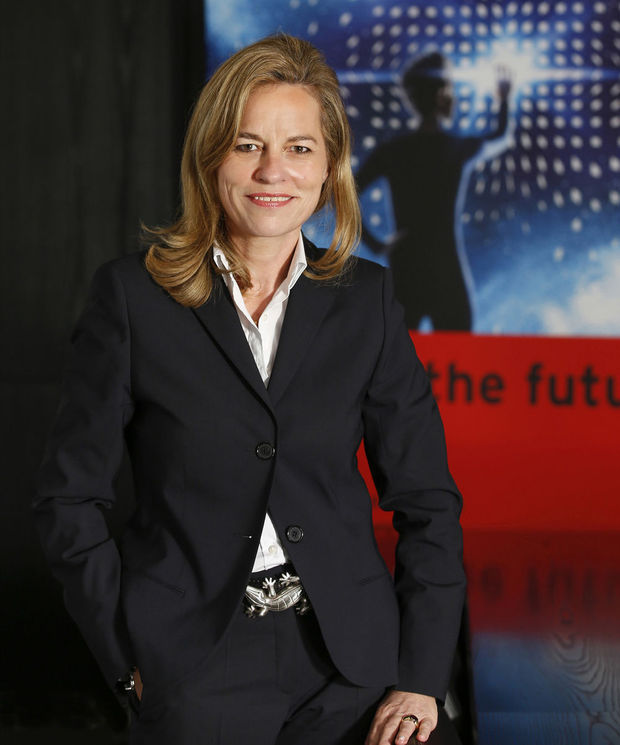 Sabine Gelderman, directrice de drupa : Touch the future