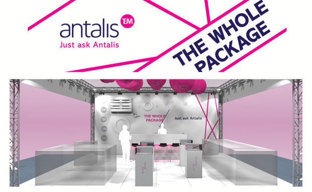 The Whole Package d'Antalis à Empack Bruxelles - 25 & 26 novembre