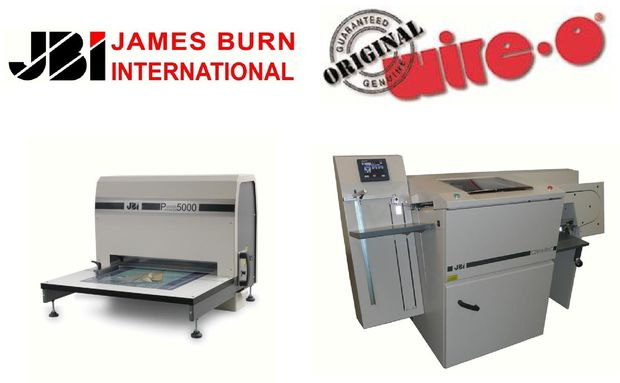 Vegram Graphics - JAMES BURN c'est plus que la reliure Wire-O®