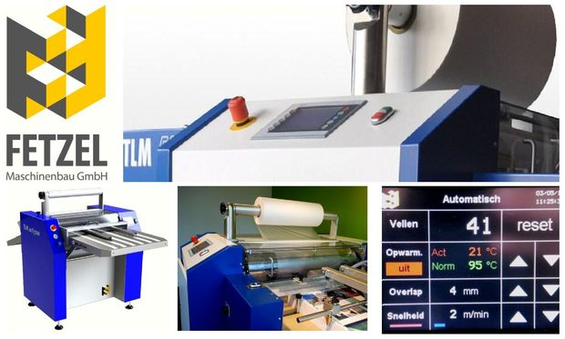 Graphic Laminating Systems  -  la difference en pelliculage thermique...
