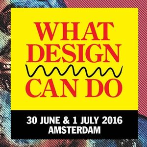 Antalis sponsor de What Design Can Do