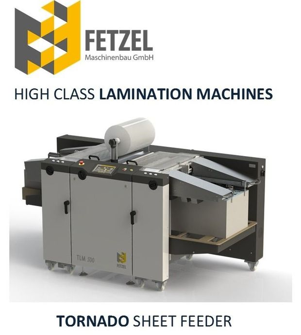 Graphic Laminating Systems  -  la difference en pelliculage ...