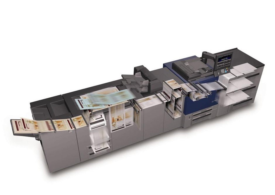 Nouvelle Accurio Press C2070 de Konica Minolta