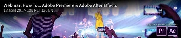 Lab9 Webinar: How to... #CC2017 - Adobe Premiere & Adobe After Effects